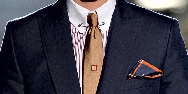 Клип за вратовръзка – избор според случая