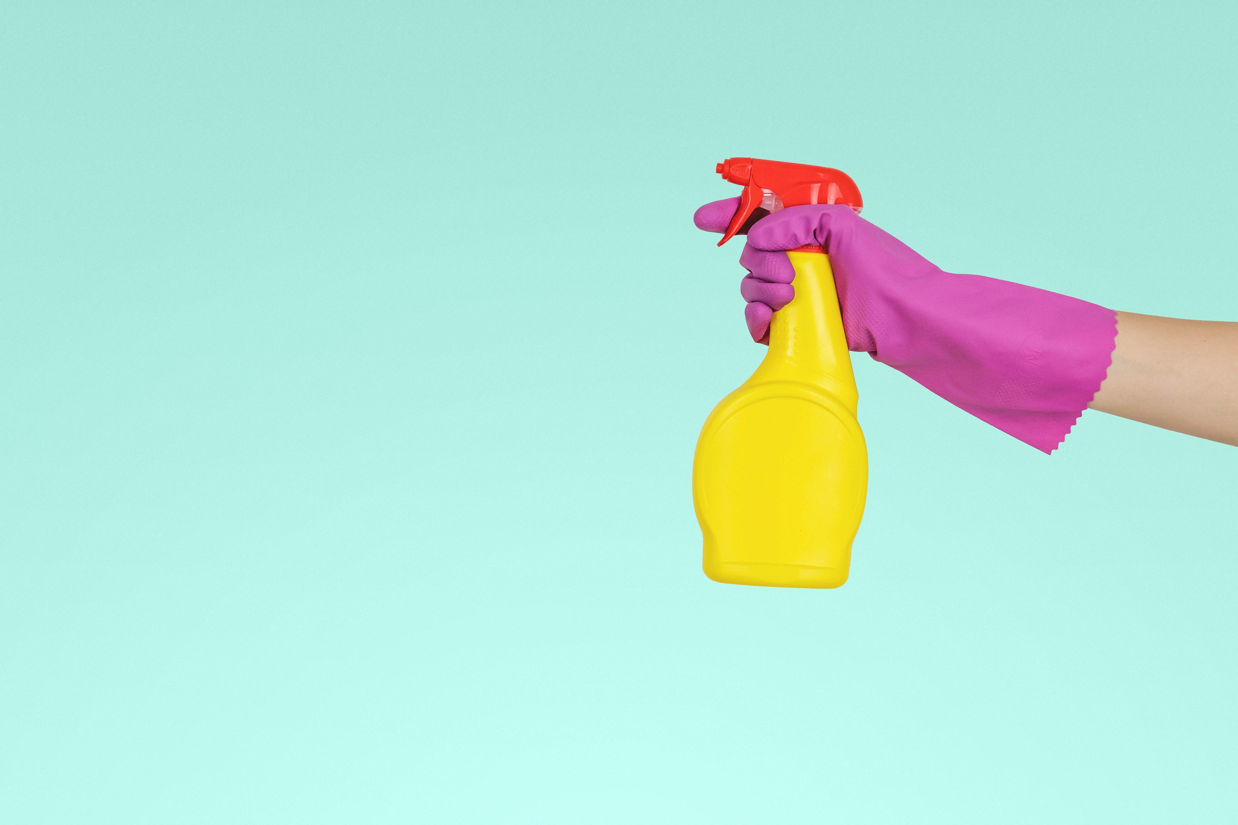 почистване на къща